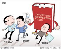 (图表·漫画)[经济]专项整治行动