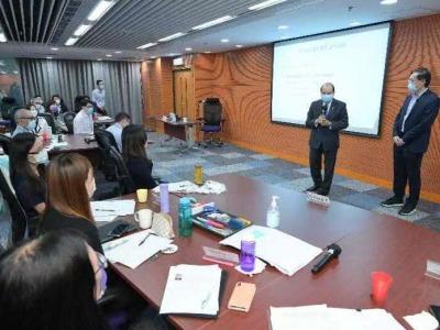 张建宗:香港特区政府加强公务员培训,增强国安意识