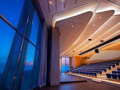 触电新闻 | 270°视野俯瞰深圳,云颂音乐厅不止有浪漫,还有公益情怀
