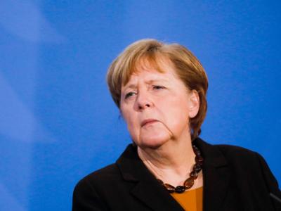 默克尔希望修改《传染病防治法》 以应对德国日益恶化的疫情状况
