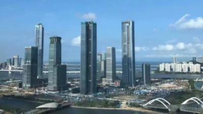 格力横琴总部大厦来了!4.19亿元竞得珠海金融岛用地