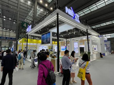 5g产业创新风向标出现!深圳新一代产业园企业组团亮相第九届中国电子信息博览会