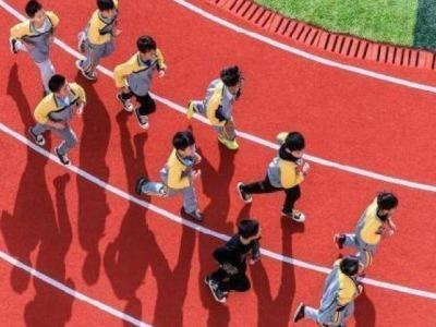 体育是第一学科!北京一小学到校先上体育课再上文化课