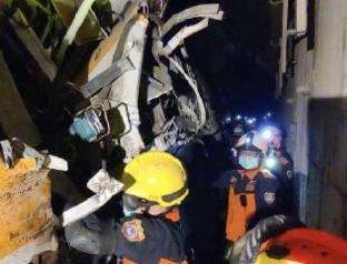 全国台联向台铁事故伤亡乡亲同胞表达哀悼和慰问