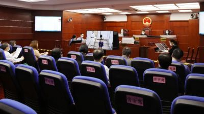 开门搞整顿,福田法院开展人大代表旁听庭审和座谈活动