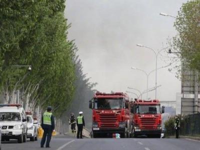 北京丰台一电站发生火灾:2名消防员牺牲,1名电站员工失联