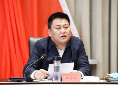 么永波任内蒙古锡林郭勒盟委书记,罗虎在不再担任