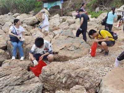 清明假期这些中学生家庭为何专程来南澳参加公益旅游,听听他们怎么说