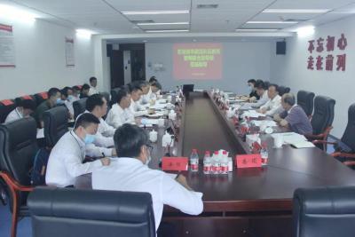坪山区召开政法队伍教育整顿第一阶段考评验收工作会议