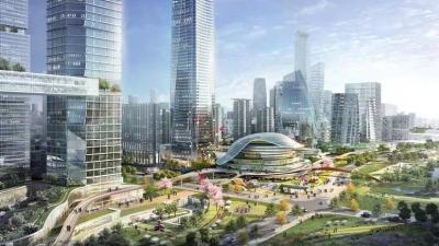 """""""一轴一带三心多组团"""" 大鹏新区审议通过三溪片区重点城市更新单元计划立项"""