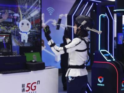 前方5G高能!深圳联通参展电博会亮出诸多黑科技人气爆棚