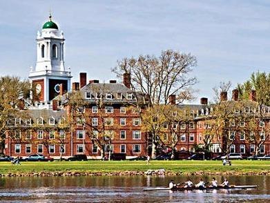 全球高等教育研究机构发布全美高校排名 哈佛领先