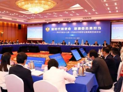 深政观察|深圳两会首日,王伟中覃伟中与政协委员面对面谈了这些