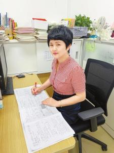 """笋岗小学教师陈贵珍:接好特殊学生成长教育的""""第二棒"""""""