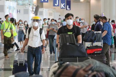 香港特区政府进一步收紧对从台湾及新加坡抵港人士的疫情防控措施