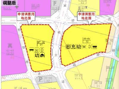 持续加码供应居住+教育用地!深圳近期已调整4区23宗用地规划