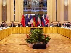 新一轮伊核谈判在维也纳继续进行