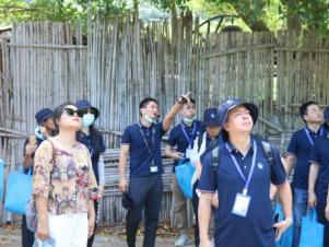 深圳市水源办组织开展饮用水源保护区义务巡查第二期培训
