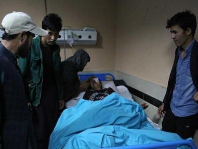 阿富汗首都一学校外发生爆炸,已致55人死亡150多人受伤