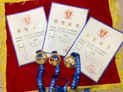 再传捷报!景贝游泳小将勇夺省游泳锦标赛3枚金牌
