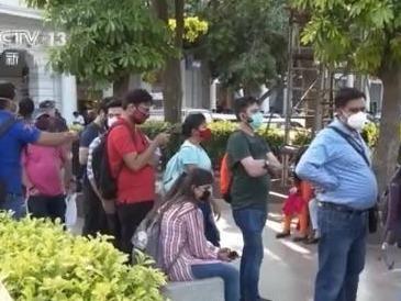 """印度发现52例携带""""德尔塔+""""变异株病例"""