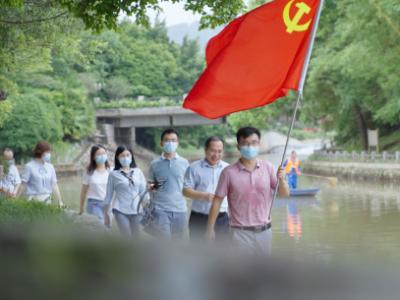 先进基层党组织 | 中共深圳市水务局水污染治理处支部委员会:铸造担当作为的治水铁军