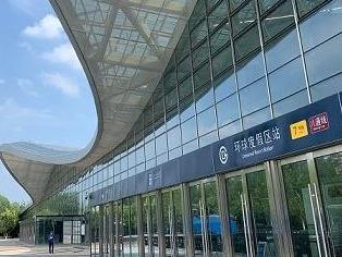 北京环球度假区各交通站口26日同步开通