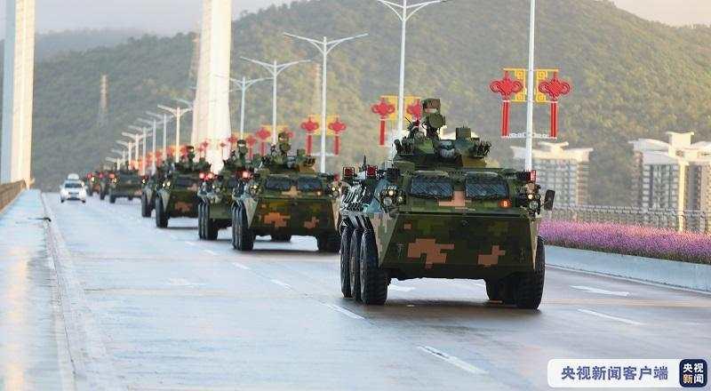 驻澳门部队第22次建制单位轮换工作顺利完成