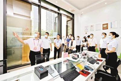 光明区各街道开展《深圳经济特区物业管理条例》执法检查专题活动