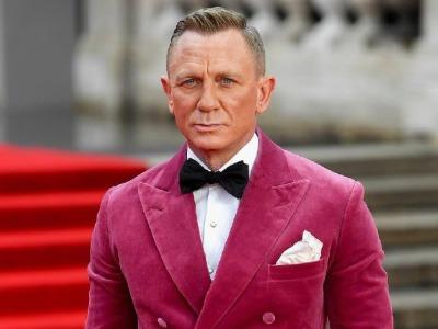 《007:无暇赴死》世界首映礼在伦敦举行