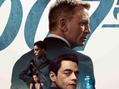 10月29日上映!《007:无暇赴死》丹尼尔·克雷格开启终极一战