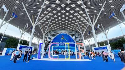 今晚,《新闻联播》里的第十七届深圳文博会