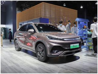 2021深圳国际车展十一开展