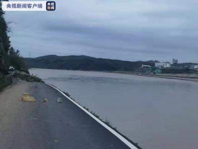 河南南召遭遇强降雨,已致1死1伤2人失踪