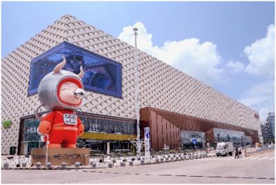 快讯 深圳龙岗万达广场将于9月17日盛大启幕,现场实景首揭秘