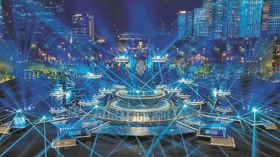 """专访深圳大型晚会背后""""灵魂人物""""夏枫:追寻见证一座城市的魅力与创新"""