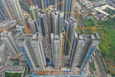 """高楼""""搭积木"""",坪山这些装配式建筑助力构筑""""深圳模式"""""""