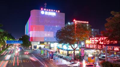 拟入选首批国家级夜间文旅消费集聚区,禅城夜经济为何火热?