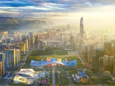 一周内四个排行榜,看深圳的进步和潜力