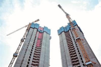 宝安燕和苑项目主体结构封顶  燕罗将添728套公共住房