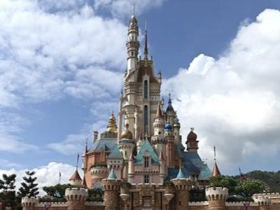 时代精神耀香江|香港迪士尼乐园基建中的轶闻趣事