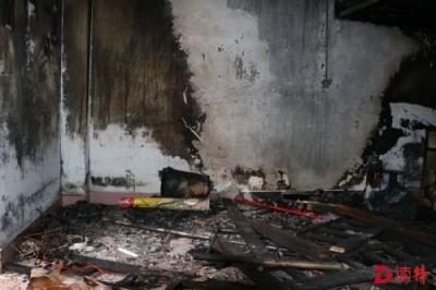 电动车停杂物间引火灾 房东被刑拘