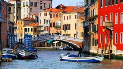 看遍这世界八大水城,发现最爱的还是......