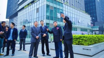 深圳机场龙岗天安云谷城市候机楼开业