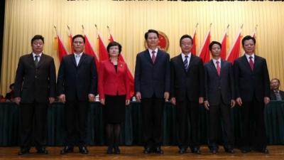 潮州产生新一届市政府领导班子 殷昭举任市长