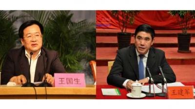 王国生当选青海人大常委会主任 王建军当选青海省长