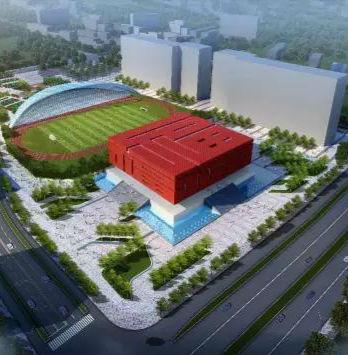 大空港片区将新建一个体育馆,年内或动工