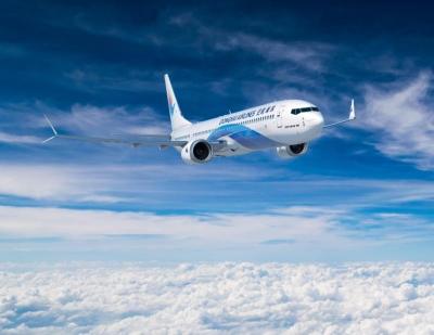 东海航空与波音签12亿美元订单 成737 MAX 10启动用户
