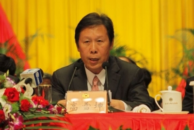 苏州市政协原主席高雪坤接受组织审查  涉嫌严重违纪