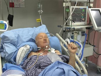 丹麦游客突发多功能衰竭,罗湖医院救了他一命!